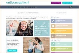 Anticonceptie.nl biedt informatie over alle methoden en middelen voor anticonceptie. Gemaakt door MSD.