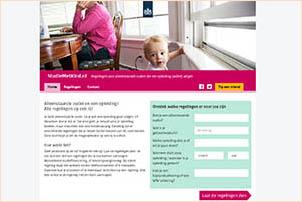 StudieMetKind.nl biedt informatie over regelingen voor alleenstaande ouders die een opleiding (willen) volgen. Gemaakt door de overheid.